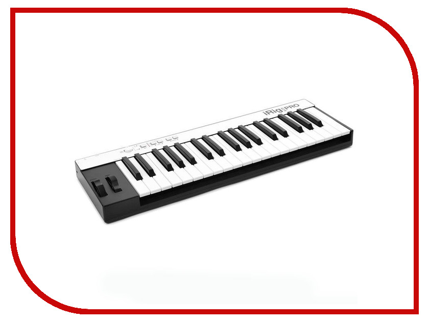MIDI-клавиатура IK Multimedia iRig Keys PRO ik multimedia irig pre
