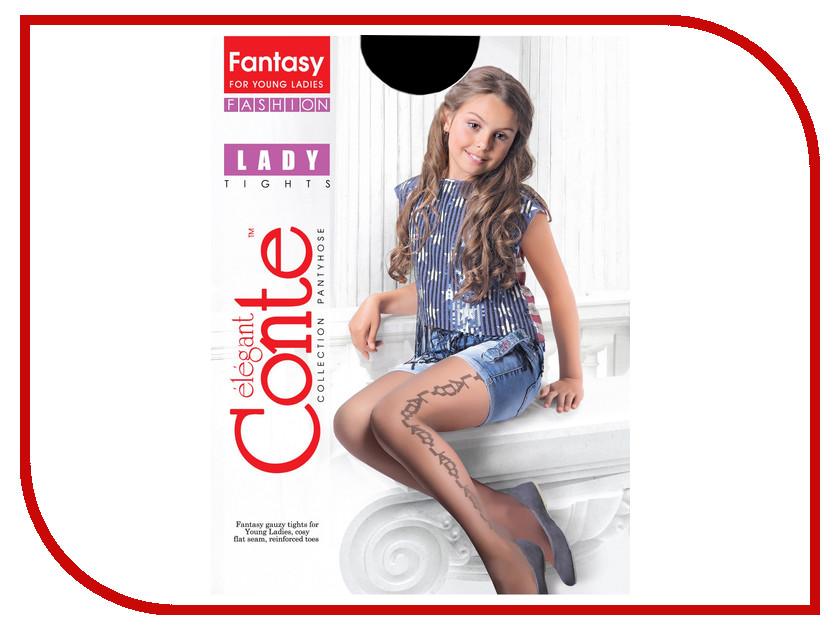 Здесь можно купить Lady  Колготки Conte Lady 146-152 Nero