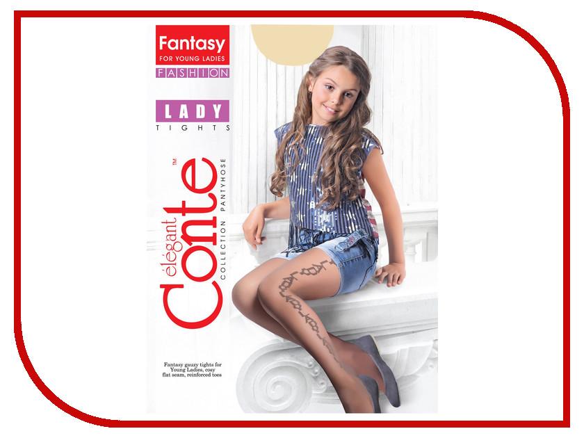 Колготки Conte Lady 158-164 Natural