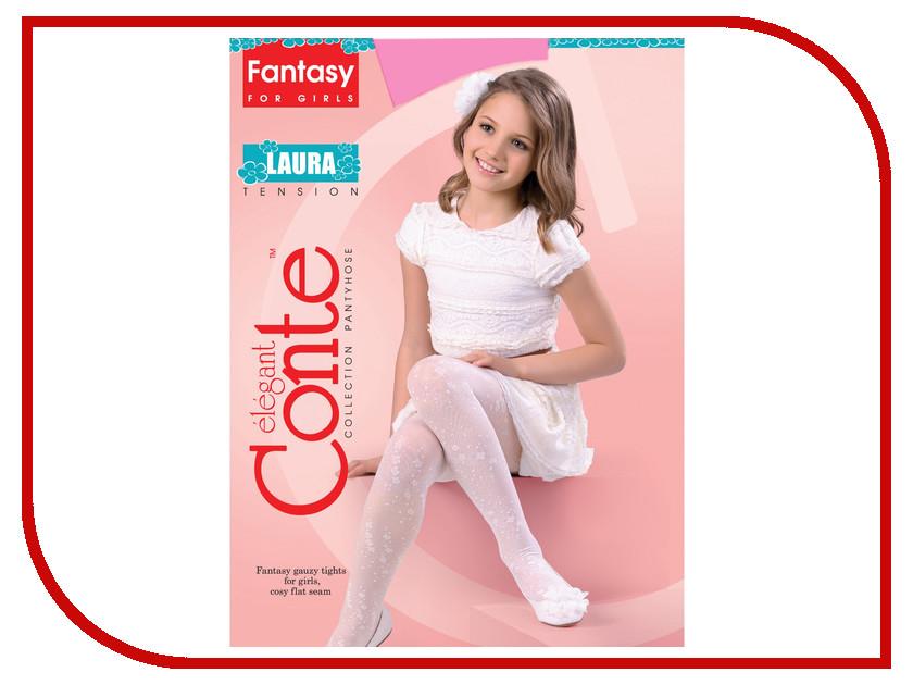 Колготки Conte Laura 104-110 Pink колготки conte lucia 104 110 natural