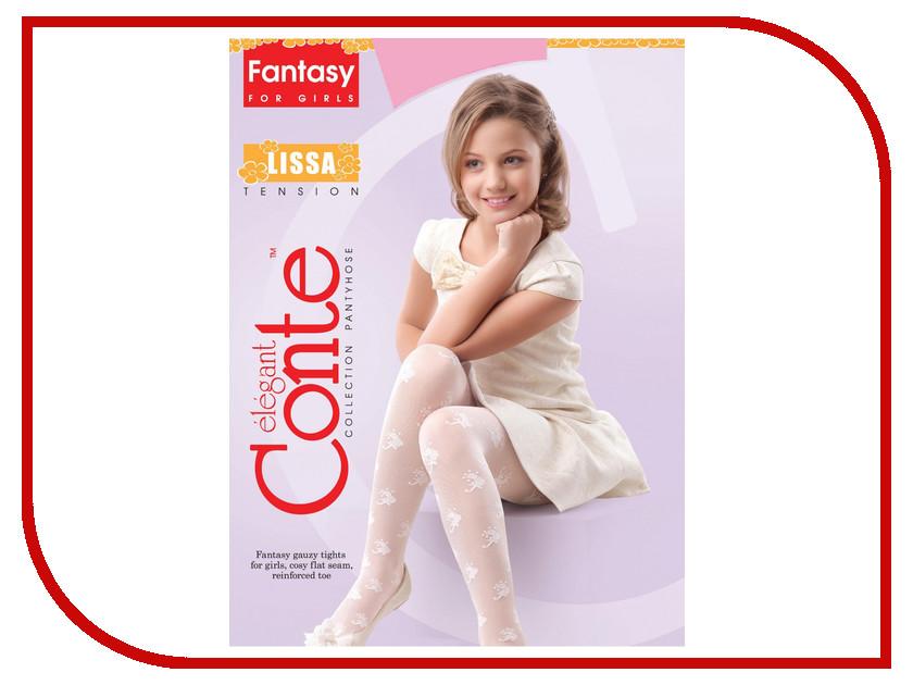 Колготки Conte Lissa 104-110 Pink колготки conte lucia 104 110 natural
