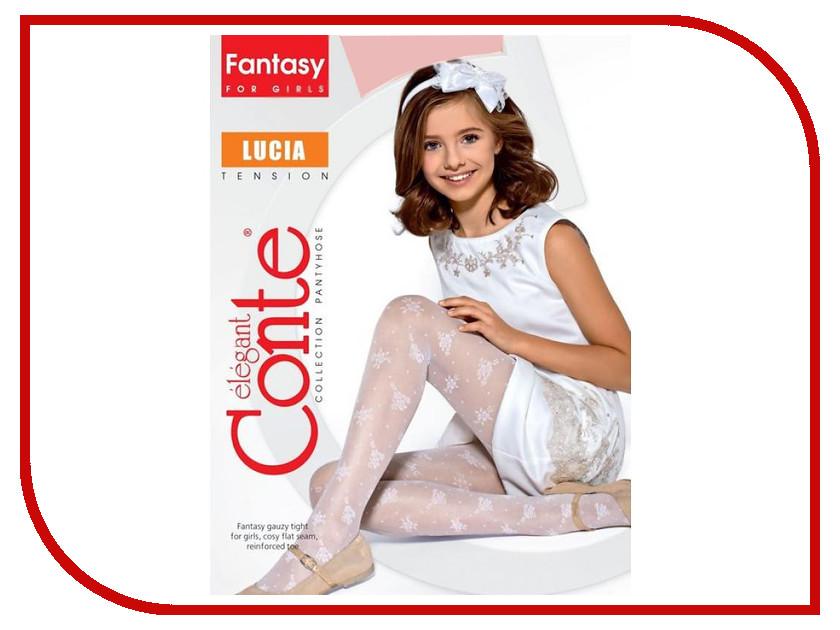 Колготки Conte Lucia 104-110 Pink колготки conte lucia 104 110 natural