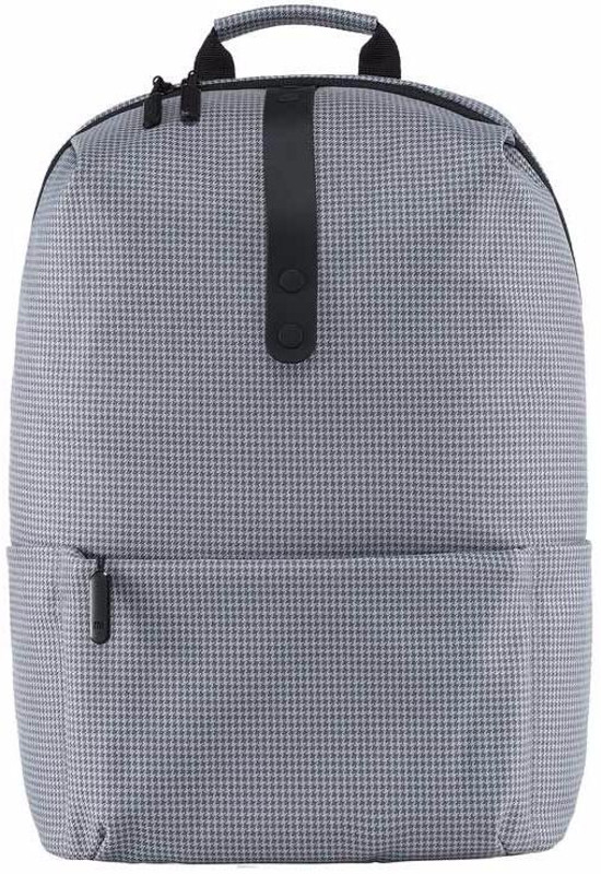 Фото - Рюкзак Xiaomi College Style Backpack Polyester Leisure Bag 15.6 Grey рюкзак xiaomi college style backpack polyester leisure bag 15 6 black