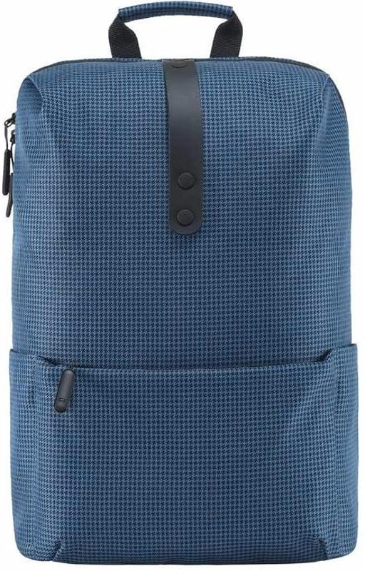 Фото - Рюкзак Xiaomi College Style Backpack Polyester Leisure Bag 15.6 Blue рюкзак xiaomi college style backpack polyester leisure bag 15 6 black