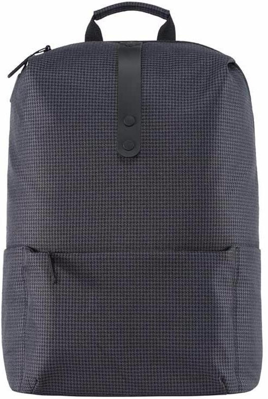 Фото - Рюкзак Xiaomi College Style Backpack Polyester Leisure Bag 15.6 Black outdoor water resistant backpack bag black