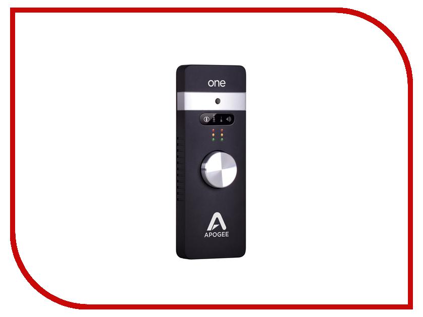Аудиоинтерфейс Apogee One for iPad and Mac