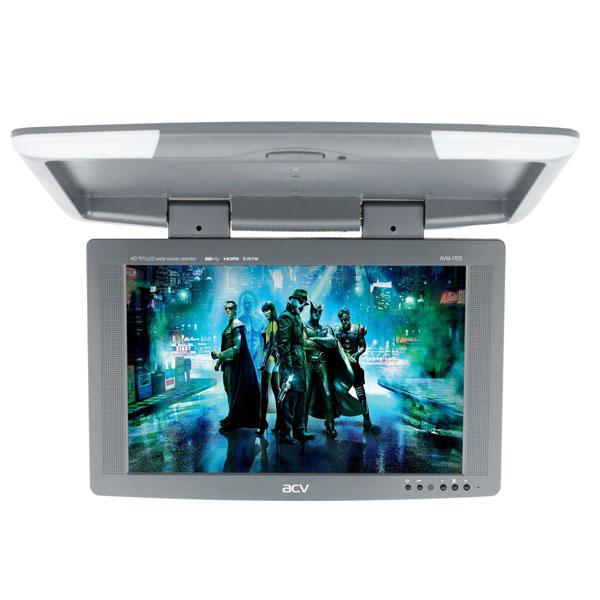 Фото - Монитор в авто ACV AVM-1705 монитор в авто autoexpert dv 200