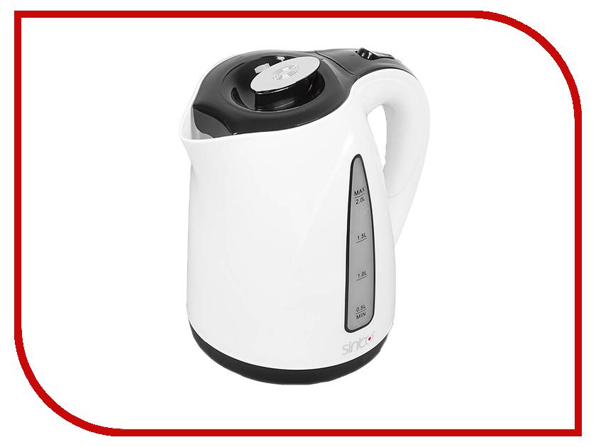 Чайник Sinbo SK-7363 чайник sinbo sk 7358 2200 вт 1 8 л пластик слоновая кость