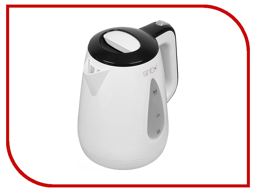 Чайник Sinbo SK-7364 чайник электрический sinbo sk 7364 2200вт белый