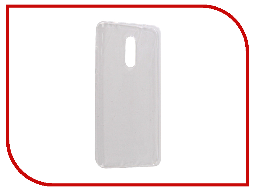Аксессуар Чехол Xiaomi Redmi Note 4X Svekla Transparent SV-XIREDN4X-WH
