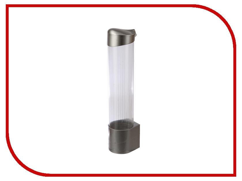 Держатель стаканов AEL 1x32 Silver 70227 держатель для капсул xavax 111116 rondello silver