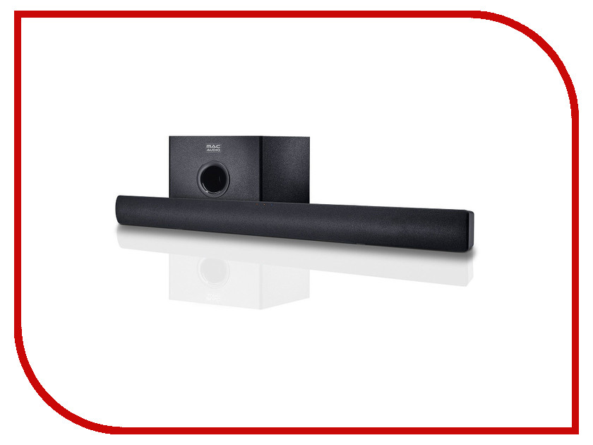 Звуковая панель Mac Audio Soundbar 1000 саундбар polk audio sign soundbar