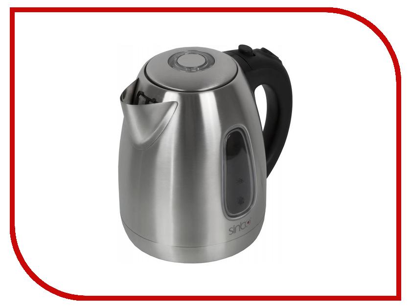 Чайник Sinbo SK-2391B чайник sinbo sk 7358 2200 вт 1 8 л пластик слоновая кость