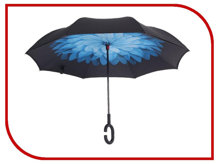 Зонт Зонт Наоборот Flower Blue