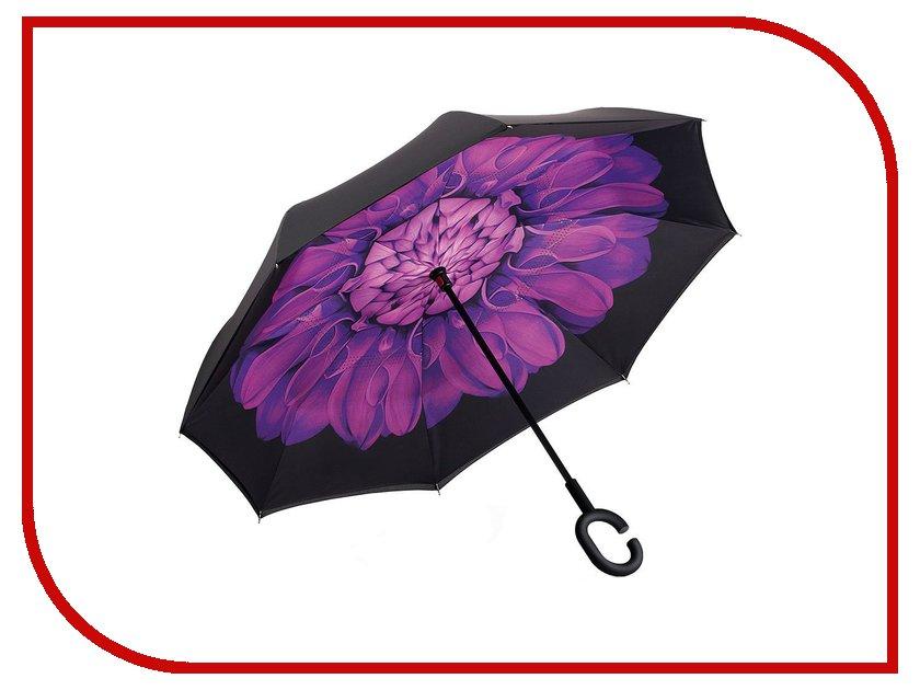 Зонт Зонт Наоборот Flower Purple