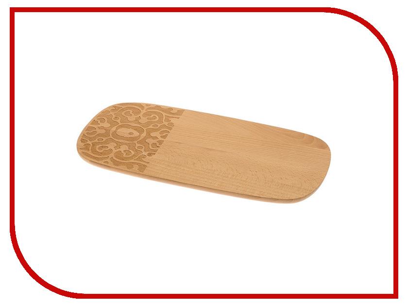 Доска для завтрака Alessi Dressed In Wood MW12