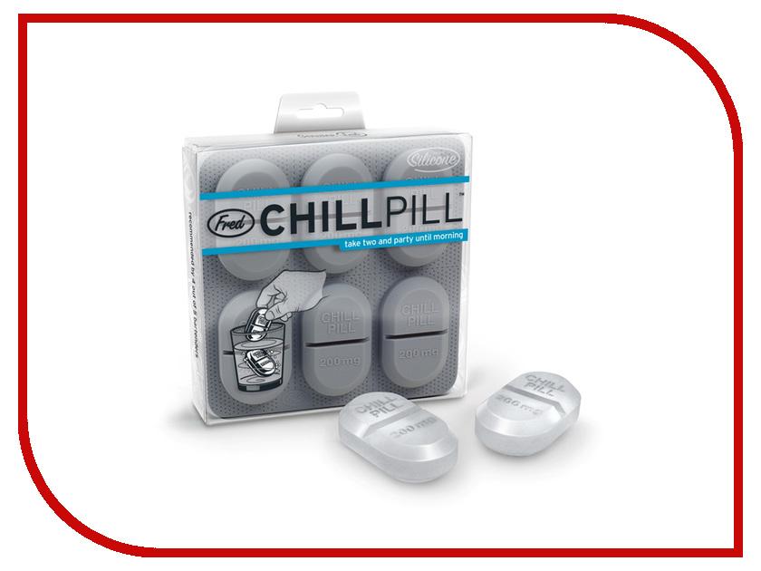 Форма для льда Fred & Friends Chill Pill 235