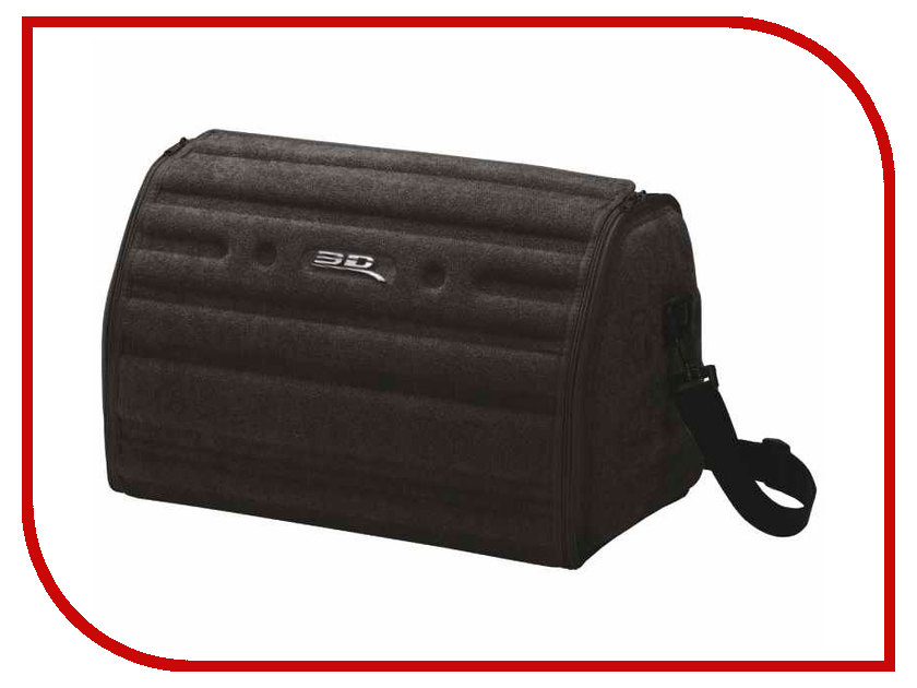 Органайзер Sotra 3D Lux Small Black FR 9324-09 hp 56 small black