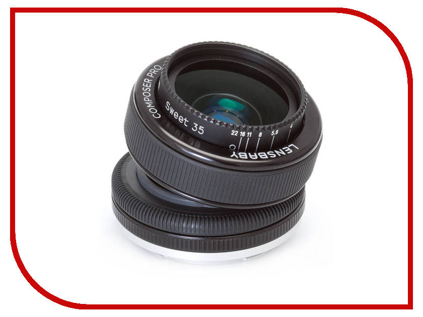 Объектив Lensbaby Composer Pro Sweet 35 for Canon LBCP35C<br>