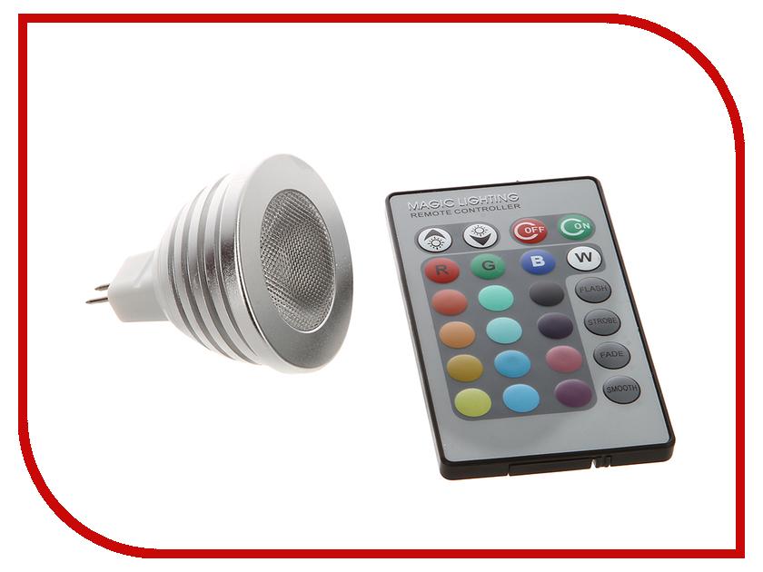 Лампочка AcmePower SP55 RGB 12V/5W MR16