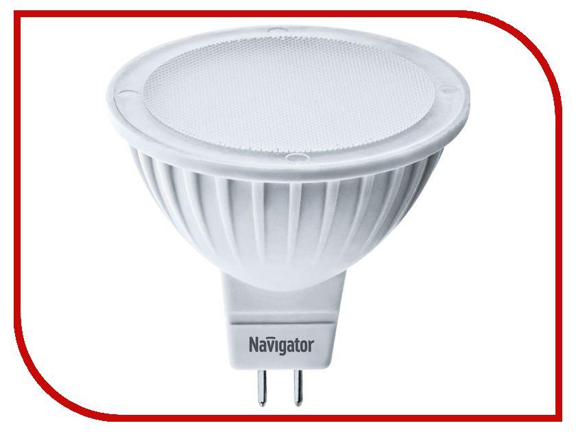 Лампочка Navigator 94 263 NLL-MR16-5-230-3K-GU5.3 navigator 71 422 nls 5050y30 7 2 ip20 12b r5 5 4670004714225 220235