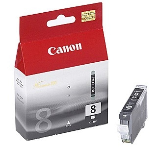 Аксессуар Canon CLI-8BK 0620B024 Black