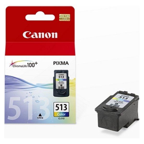 Картридж Canon CL-513 Color для MP240/MP250/MP260/MP270/MP490/MX320/MX330 2971B007 / 2971B001