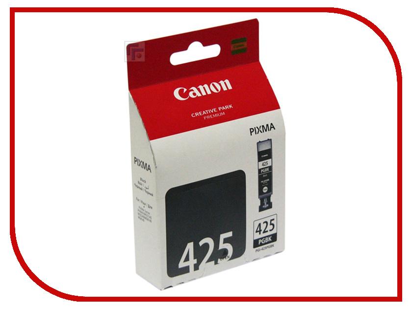 Картридж Canon PGI-425PGBK Black 4532B001 чернильный картридж canon pgi 9mbk