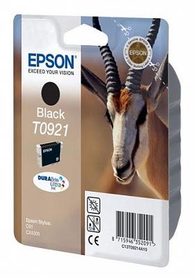 Картридж Epson T0921 C13T10814A10 Black для C91/CX4300