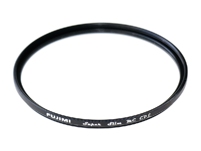 Светофильтр Fujimi Super Slim MC Circular-PL 77mm 351