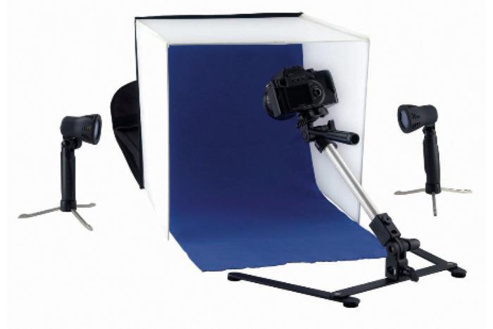 Комплект для макросъемки Falcon Eyes PBK-50AB-2LS цена