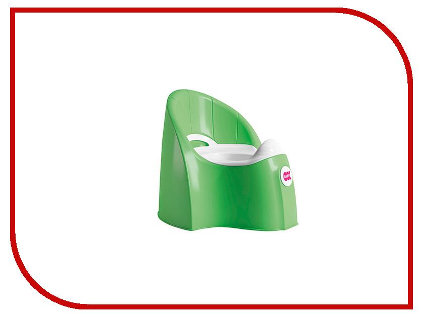 Горшок Ok Baby Pasha GL000077200 Green