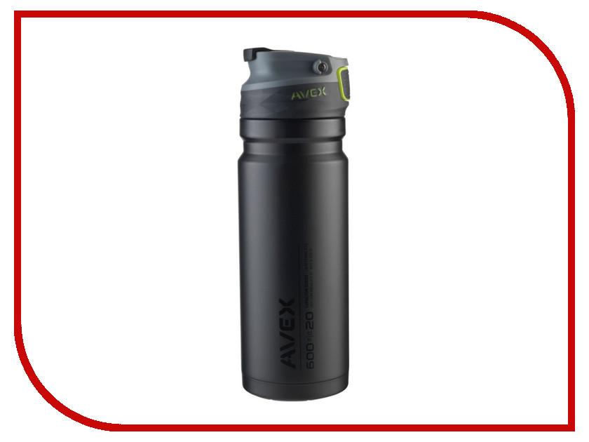 Термокружка Avex Recharge 500ml Black AVEX0679