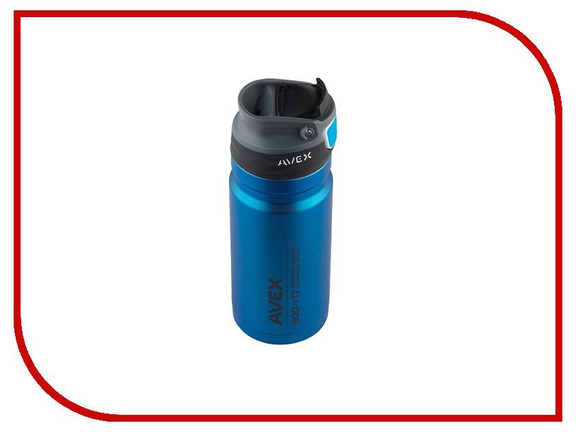 Термокружка Avex Recharge 500ml Blue AVEX0681
