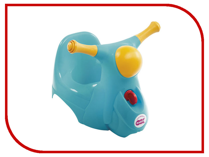 Горшок Ok Baby Scooter GL000077132 Turquoise