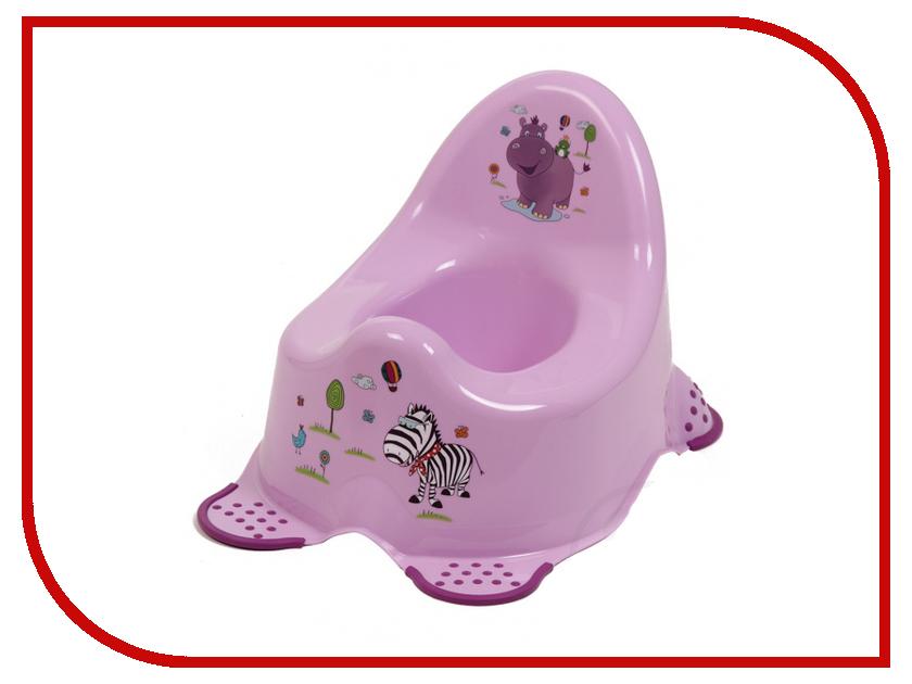 Горшок OKT Бегемотик 90100187616 Lilac