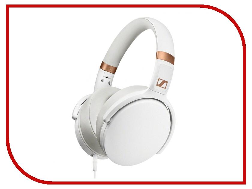 Гарнитура Sennheiser HD 4.30G White наушники sennheiser hd 25 light