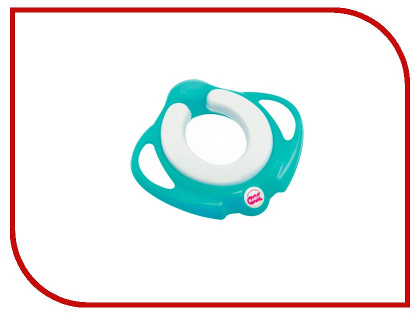 Сиденье на унитаз Ok Baby Pinguo Soft GL000077269 Turquoise