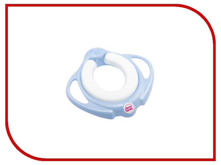 Сиденье на унитаз Ok Baby Pinguo Soft GL000077278 light-Blue детские товары по уходу за ребенком gl baby baby