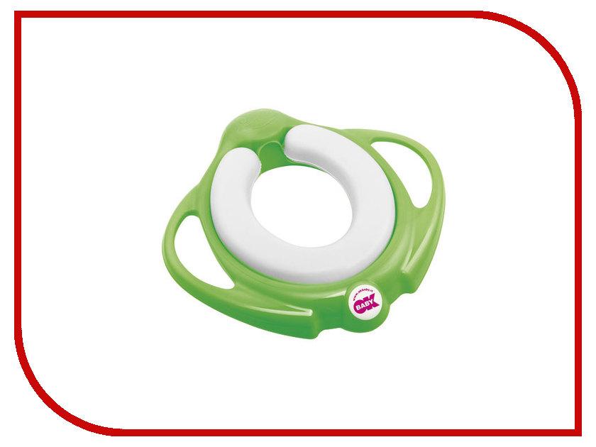 Сиденье на унитаз Ok Baby Pinguo Soft GL000077265 Green