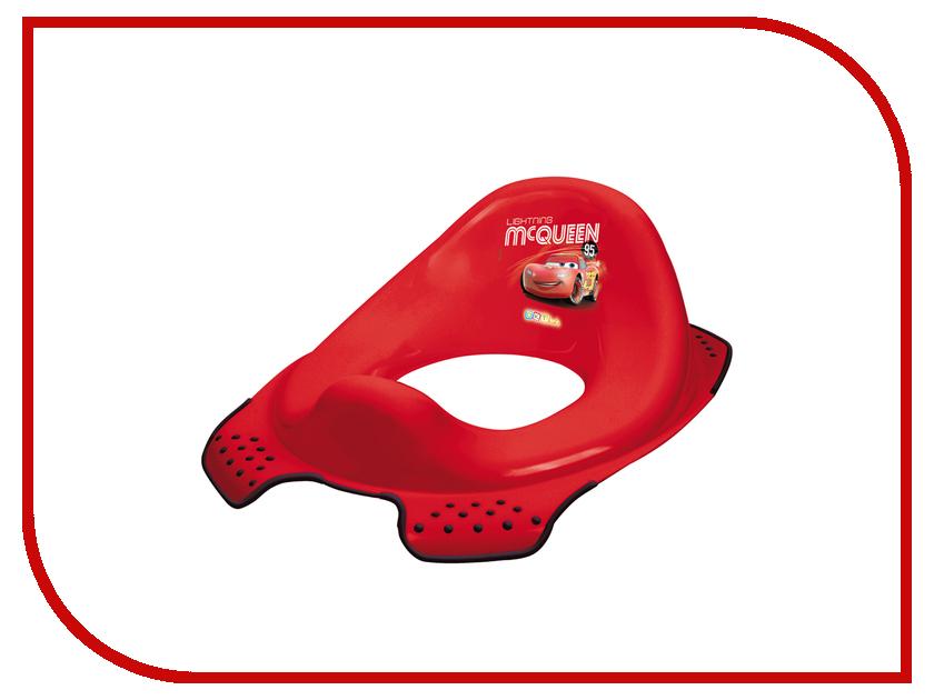 Накладка на унитаз OKT Disney Машины 000sn-26545 Red babybjorn накладка на унитаз