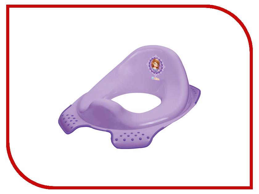 Накладка на унитаз OKT Disney Принцесса София GL000253365 Violet