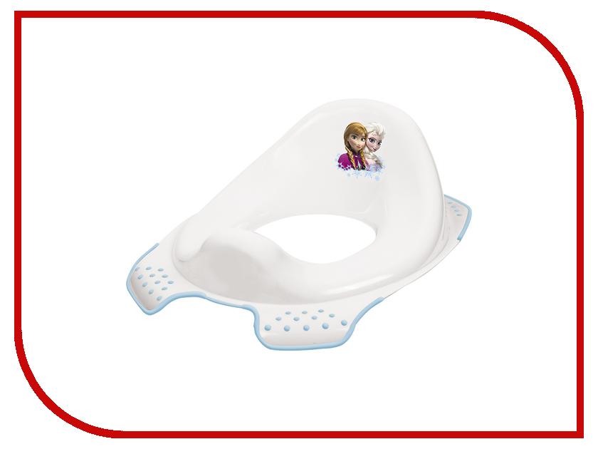Накладка на унитаз OKT Disney Холодное сердце GL000253370 White
