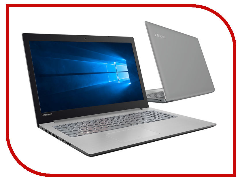 Ноутбук Lenovo IdeaPad 320-15IKB 80XL01GFRK (Intel Core i3 -7100U 2.4 GHz/4096Mb/1000Gb/nVidia GeForce 940MX 2048Mb/Wi-Fi/Bluetooth/Cam/15.6/1920x1080/Windows 10 64-bit)