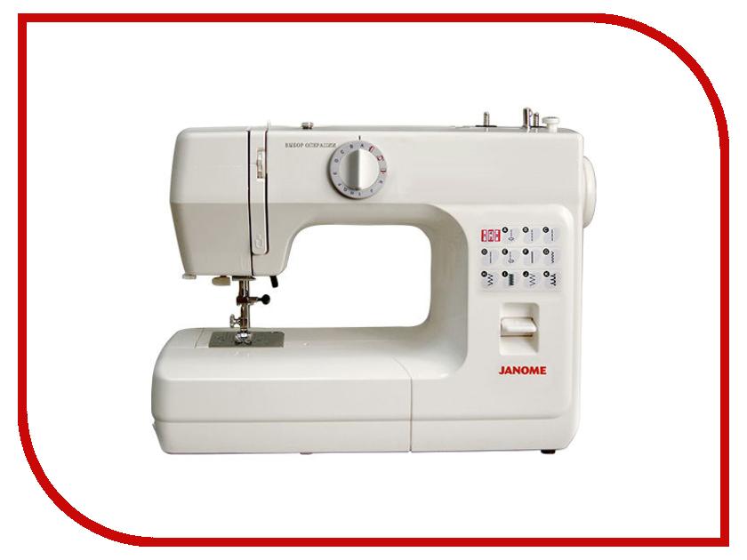 Швейная машинка Janome US-2004 швейная машинка janome sew mini deluxe