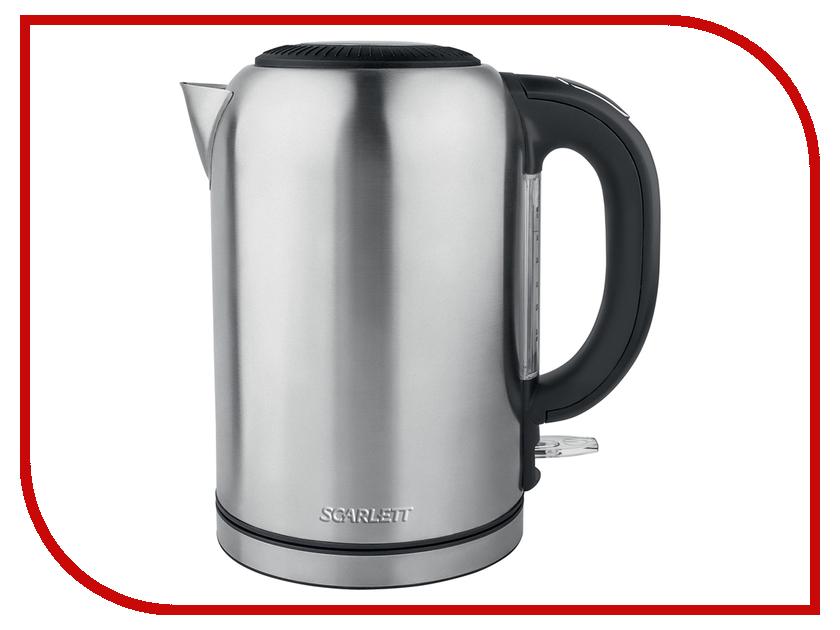 Чайник Scarlett SC-EK21S33 электрошашлычница scarlett sc kg22601