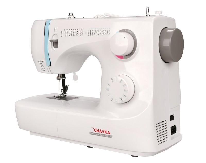 Швейная машинка Chayka New Wave 750
