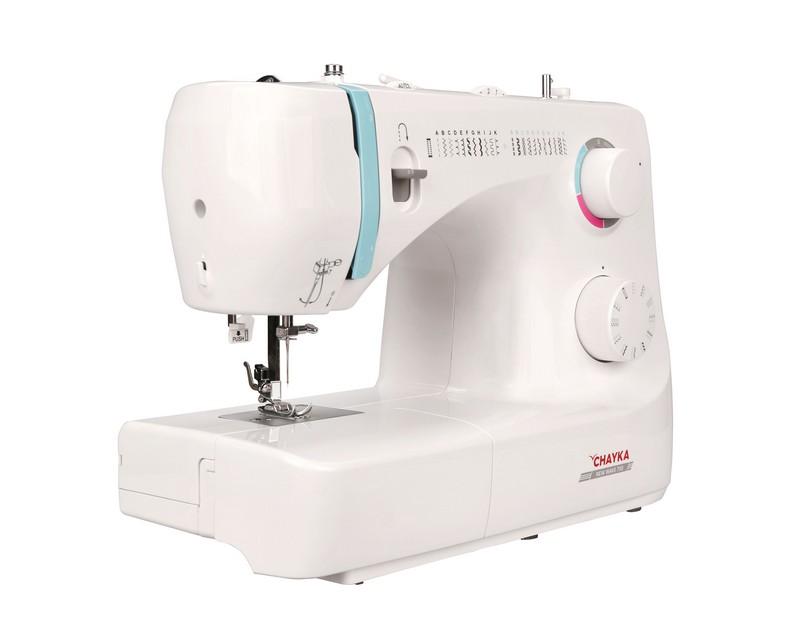 Швейная машинка Chayka New Wave 760 швейная машина chayka чайка 134а белый