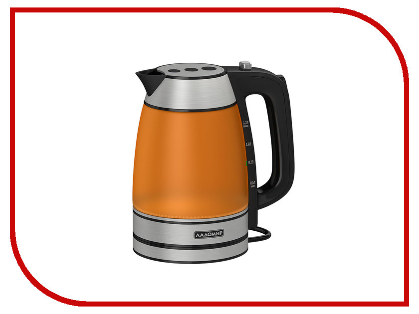 Чайник Ладомир 128 Orange 128 sdxc