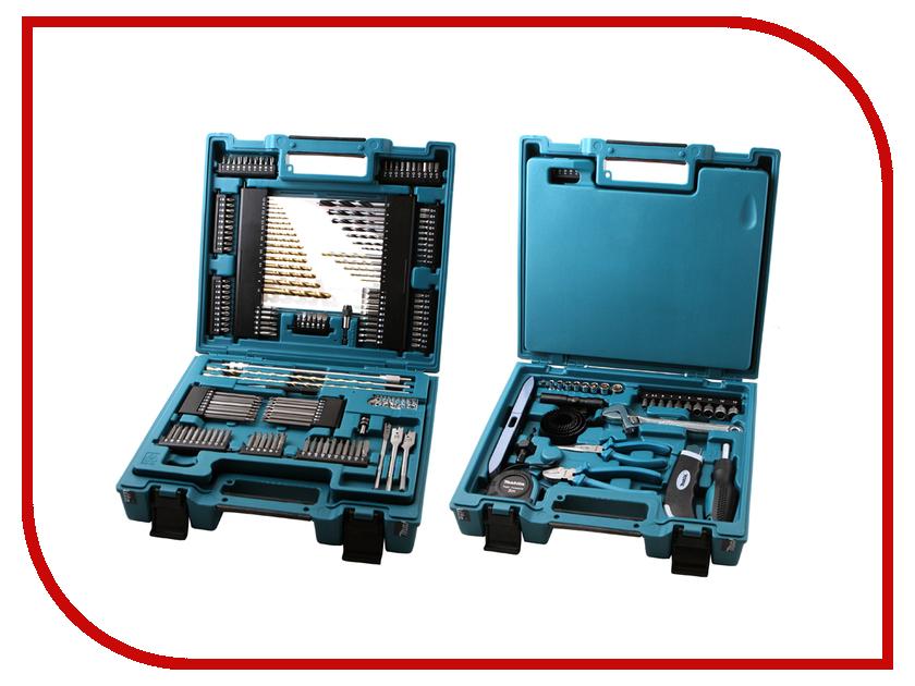 Набор инструмента Makita D-37194 набор оснастки makita 200 предметов